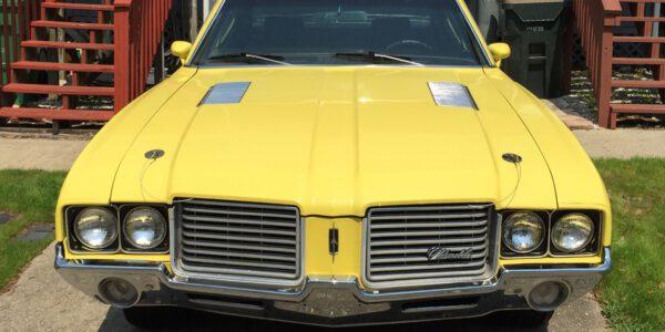 Yellow cutlass 2
