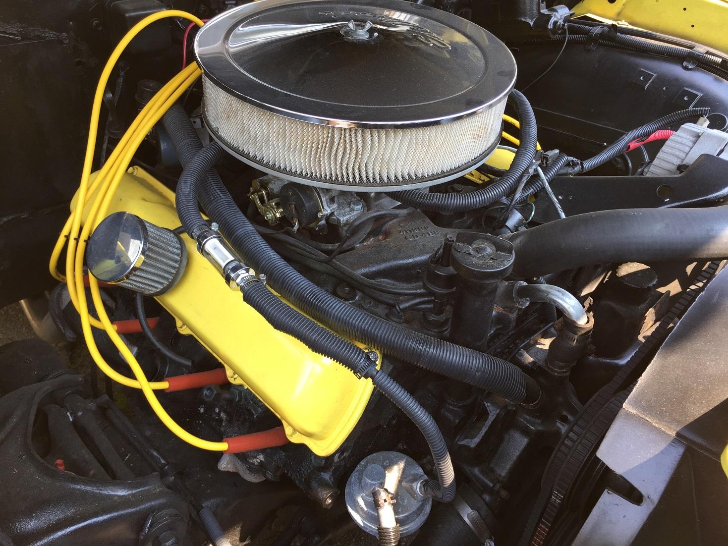 Yellow cutlass 5